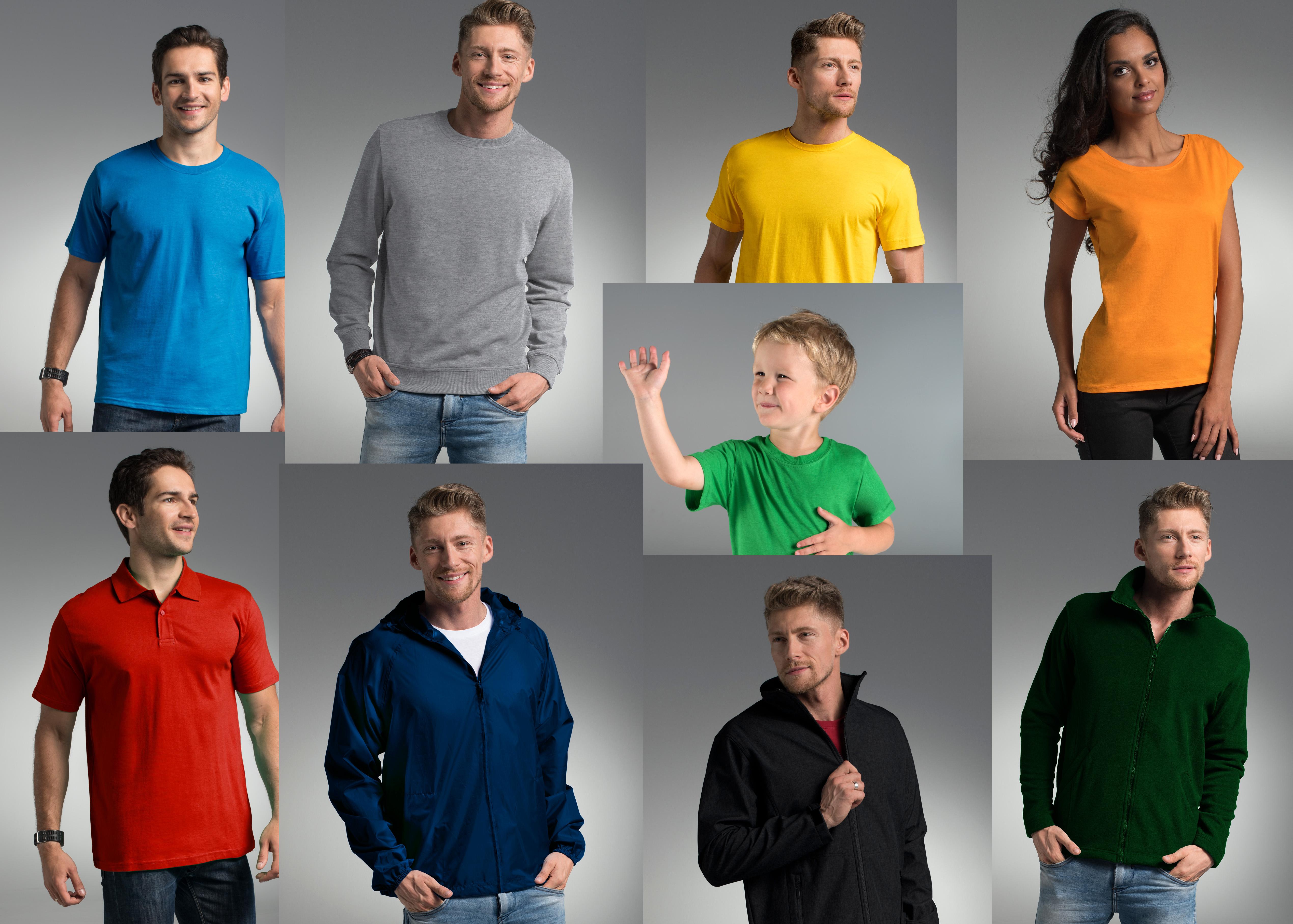 Geffer odzież reklamowa, robocza grupy Promostars